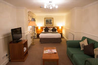 Standard Double Room with TV Sitting Area