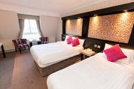 Standard Double Single Room