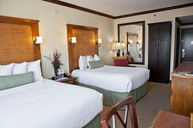 Standard Luxury Bay View Room with Two Double Beds