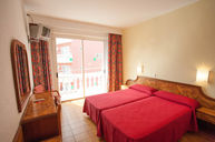 Standard Room Hotel Luna