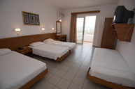 Standard Room (Sea View)