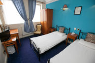 Standard Twin Room Blue
