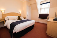 St Cuby Classic Double Seaview Room