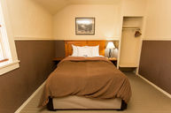 Lodge Room One Double Bed