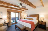 Lupine Hotel Room