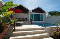 Luxury Almond Pool Suite