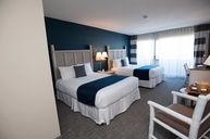 Marina View Double Queen Room