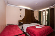 Standard Triple Room with Balcony