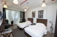 Superior Double Room with Resort View
