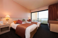 Superior Double Room with Sofa (Sea View)