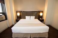 Superior King Guest Room with City View