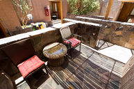 Matrimonial Room with Outdoor Seating