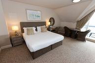 Superior Seaview with Foldout Bed