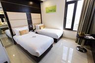 Superior Spa Ocean Twin Room