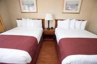 Double Queen Room with Hard Wood Floors