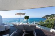 Terrace Jacuzzi Royal Suite