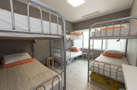 Mixed Dorm with Six Beds