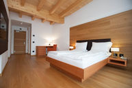 Bio Dolomites Giardino Room with Deck