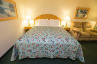 Ocean Front King Bed Room