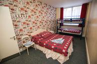 Three Bed Mixed Dorm