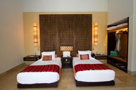 Oceanfront Three-Bedroom Pool Villa at the Haven