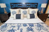 Three Bedroom Oceanfront Suite West