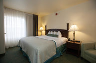 One Bed King Suite
