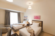 Three Bedroom Suite with Pool (Sea View)