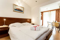 One Bedroom Apartment with Triple Bed
