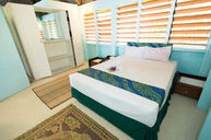 One Bedroom Beachfront Bure