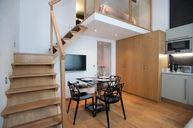 Triple Mezzanine Studio