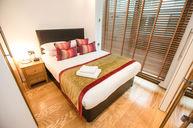 One-Bedroom Open Plan Apartment