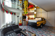 Truck Themed Room
