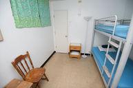 Twin Bunk Private Room