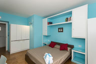 Turchese Apartment with Bunk Beds