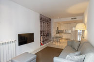 Two Bedroom Apartment with Two Bathrooms
