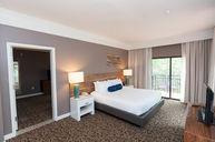 One Bedroom Suite with Balcony Overlooking Creek