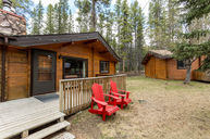 Two Bedroom Deluxe Chalet