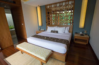 Two Bedroom Deluxe Pool Villa