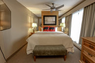 Two Bedroom Executive Suite with Dry Sauna