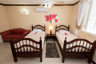 Two Bedroom Junior Beachfront Suite