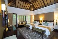 Two Bedroom Lagoon Villa