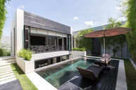 One Bedroom Waterfall Villa