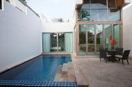 Two Bedroom Modern Pool Villa