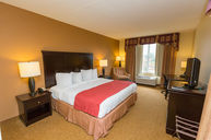 One King Bed, Guest Room