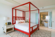 Two-Bedroom Ocean View Residence Monaco with One King Bed in Each Room (East Tower)