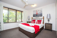 Two Bedroom Townhouse (Red and White)