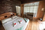 Two Bedroom Thai Teak Wood House