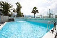 Outdoor Thalassotherapy Pool
