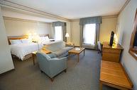 Oversized Double Queen Room